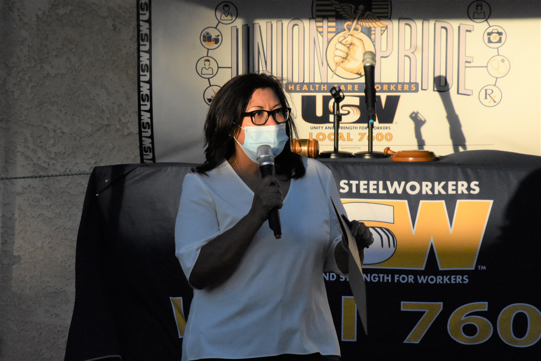 Norma Torres Congresswoman 35th district