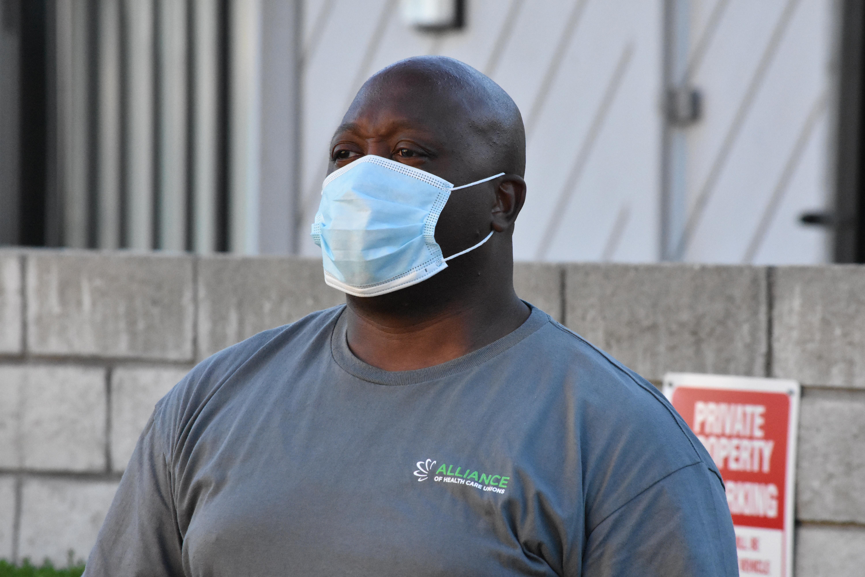 John Tillar, Alliance of HealthCare Unions Director of Southern California