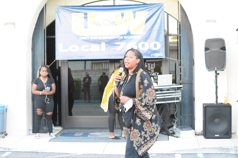 Kim Johnson-Calvin San Bernardino Councilwoman Ward 6