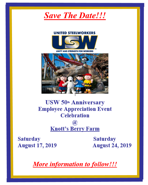 Employee Appreciation Event