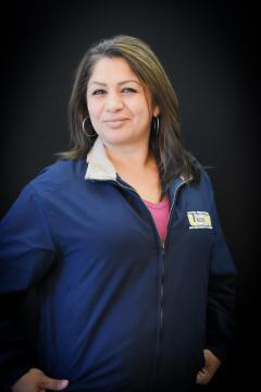 Financial Secretary: Claudia M. Perez